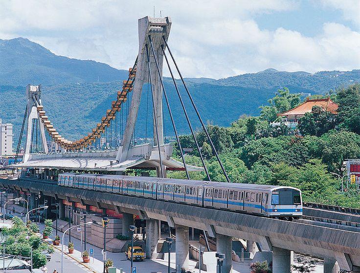 Jiantan Station, Taipei Metro #Taiwan 劍潭站