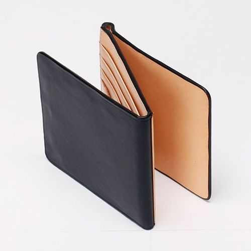 The newest handmade genuine leather wallet for men top quality cowhide fast  bestpatch