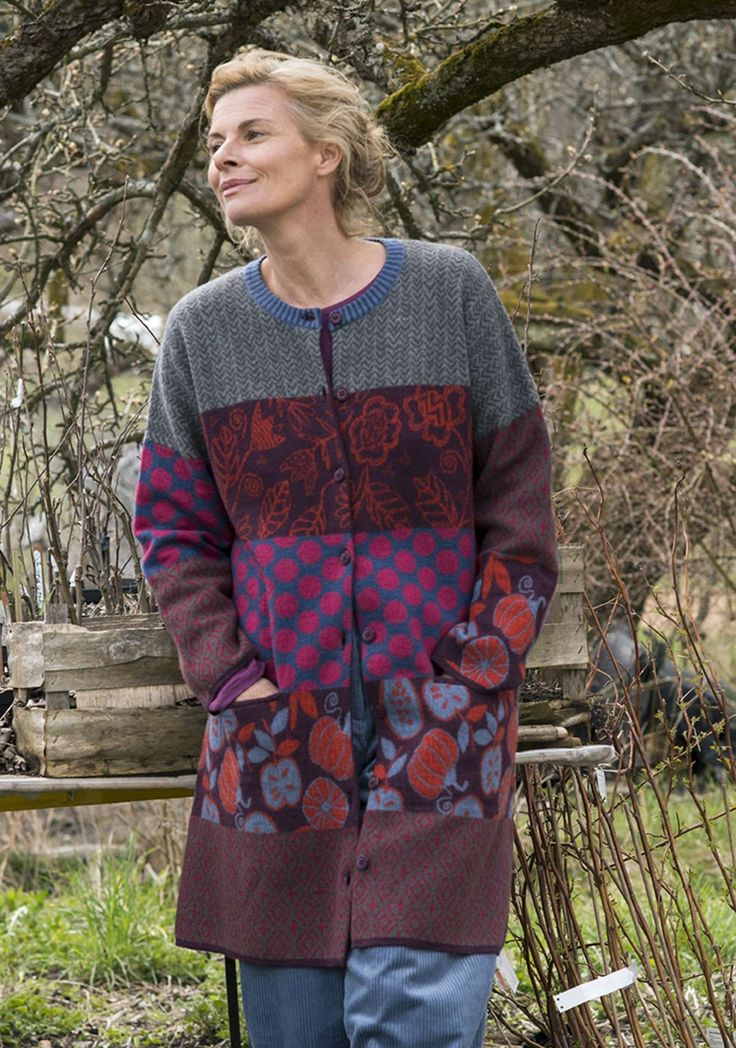 Fall magazine 2016 – GUDRUN SJÖDÉN – Webshop, mail order and boutiques | Colorful clothes and home textiles in natural materials.
