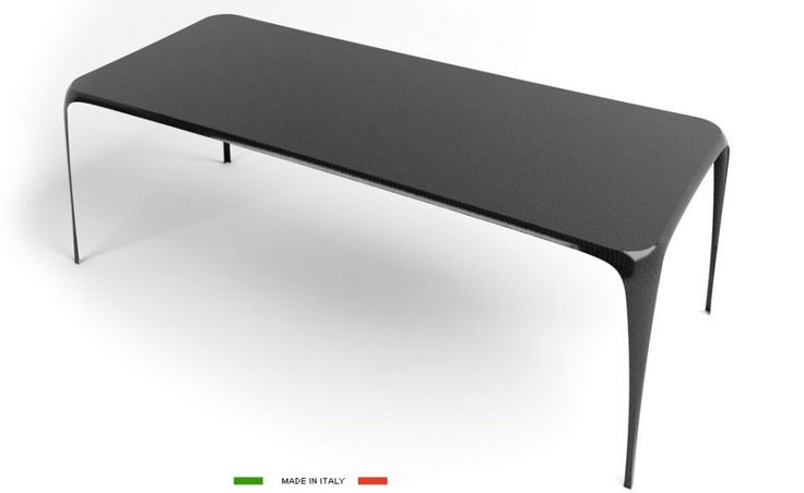 Contemporary carbon fiber furniture by Mast 3.0