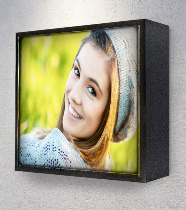 Frame 16X12 Black