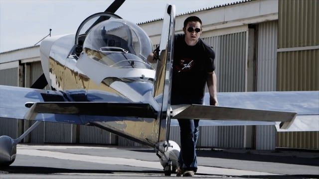 """""""DESIGN, BUILD, TEST"""" is a documentary film that will follow a community of experimental test pilots in the Mojave Desert as they race to prepare themselves and their planes for the Mojave Experimental Fly-In, a week-long record setting event in which they will all be flying aircraft that they have designed and built themselves.  This is the story of a community that is deeply committed to breaking new ground in aviation without any guarantee of safety or success, and they rely solely on…"""