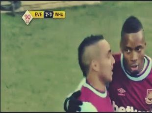 West Ham vs Newcastle United 2:3 Soccer Highlights