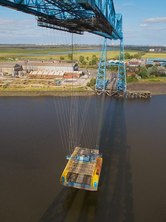 Middlesbrough Transporter Bridge