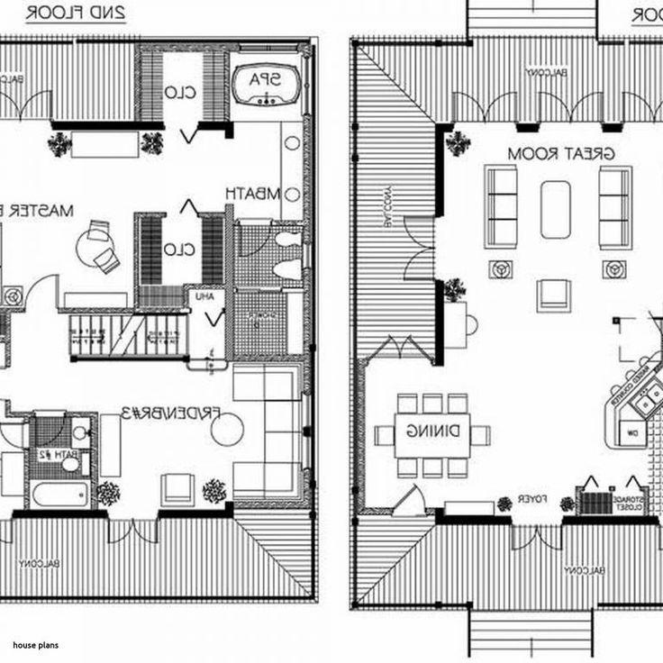 Luxury Mansion Floor Plans in