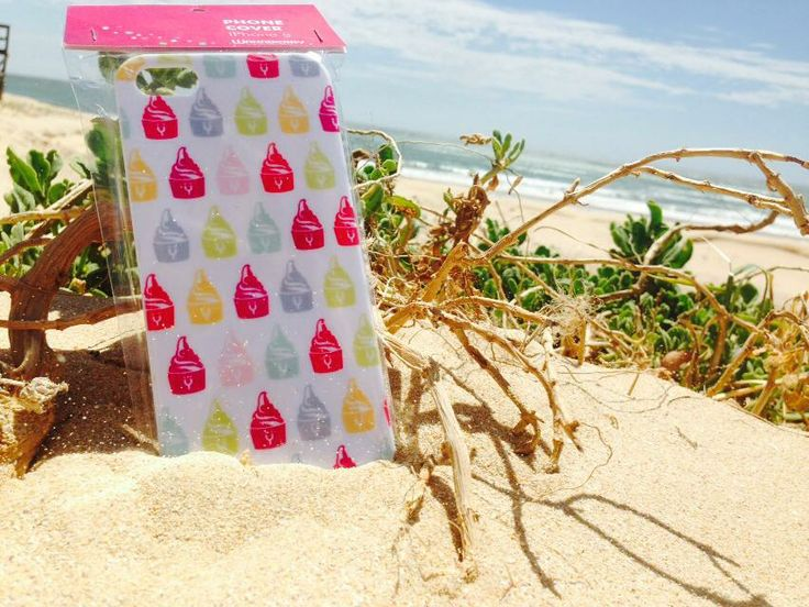 A Waka fan's awesome photo of her new Wakaberry iPhone 5 cover. We love it!