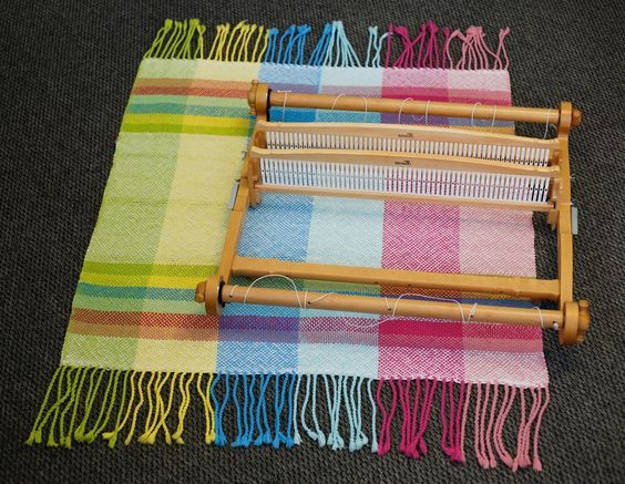 There has been a lot of talk lately about weaving with a second heddle. In this post we will explain how to set up to weave a Double Weave project. We will be making a…