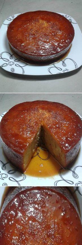 Hoy te presentamos con la más bonita Torta de Pan que jamás hayas visto en tu vida, Fácil de hacer… CASERO PERFECTO sin defectos !! #receta #recipe #casero #torta #tartas #pastel #nestlecocina #bizcocho #bizcochuelo #tasty #cocina #chocolate #pan #panes Preparar el caramelo con el azúcar y el agua en el mo...
