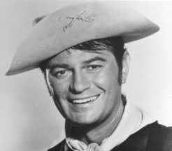 Larry Storch, born January 8, 1923, in New York, NY. Served in the US Navy during WW II on the submarine tender USS Proteus with Tony Curtis. Best known for his role as the bumbling Corporal Randolph Agarn in the televison series F Troop.