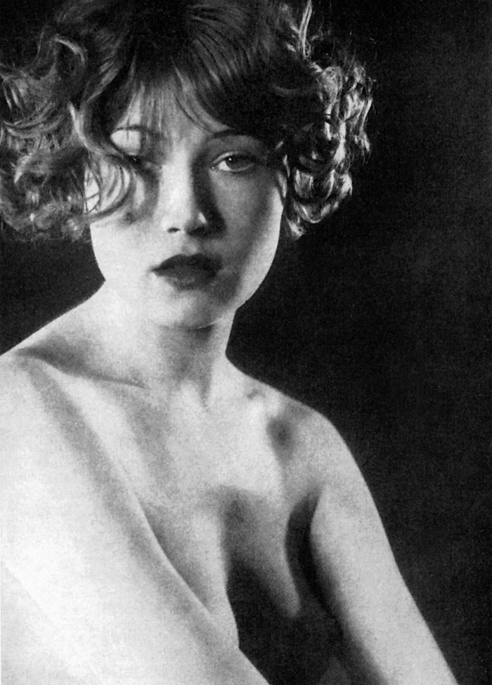 """""""Mädi"""", 1931 From the Book """"Voluptuous Panic: The Erotic World of Weimar Berlin"""" Expanded Edition, by Mel Gordon, Feral House, 2006 (Source: Flickr)"""