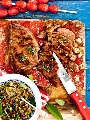 Your best braai: steak