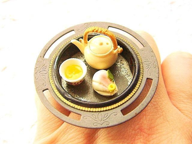447 Best Kawaii Cute Miniature Japanese Food Rings Images