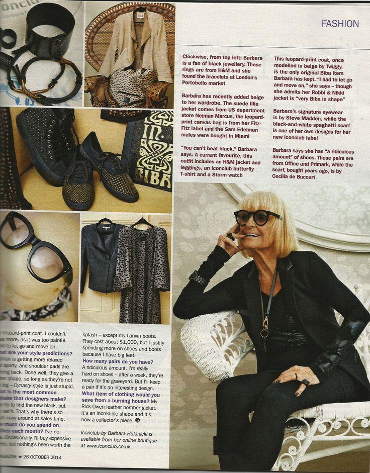 Barbara Hlanicki talks Iconclub