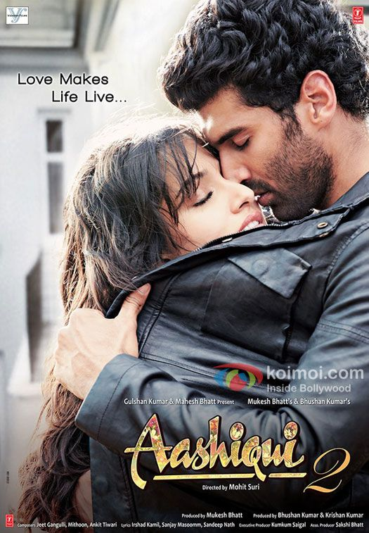 Aashiqui reached 100 crore box office Aditya Roy Kapur and Shraddha Kapoor starrer Aashiqui 2