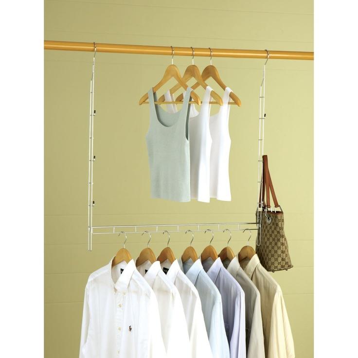 Captivating Organize It All Closet Doubler