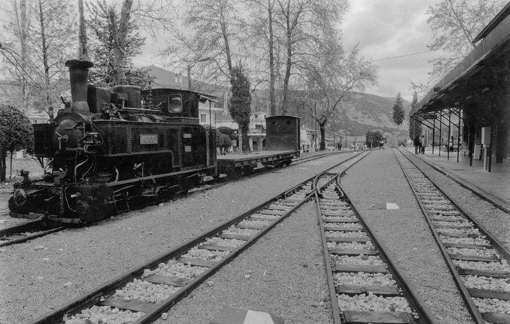 OSE Hellenic Railways_Kalavrita