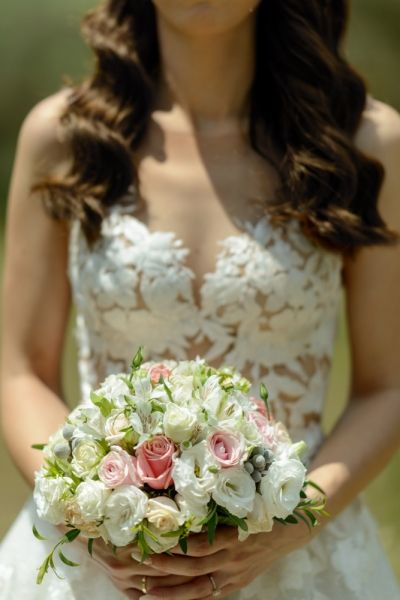 Forest After Wedding Session by Phosart Photography & Cinematography
