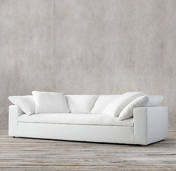 17 Best Ideas About Restoration Hardware Sofa On Pinterest
