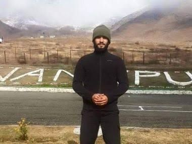 Captain Pawan Kumar, 22, who died fighting terrorists  in Pampore in Kashmir valley February 2016 was elite Para commando.