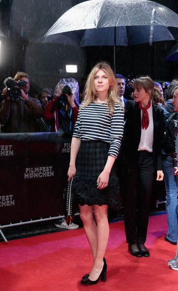 Clemence Poesy Photos: Munich Film Festival 2013 - Michael Caine At The Black Box