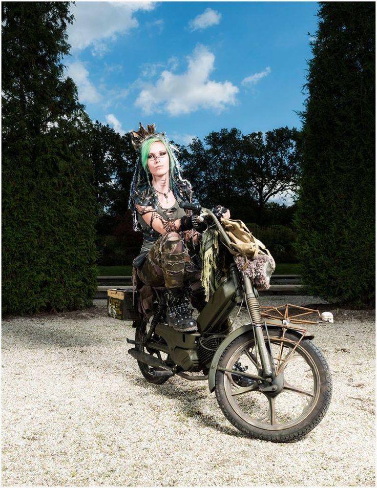 apocalyptic road warrior - photo #11