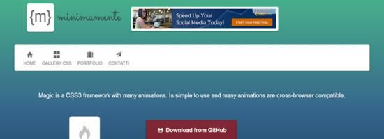 10 Fresh Useful CSS Animation Tools for Web Developers