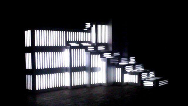 """Electric Light Evolution"", Rimas Sakalauskas (2012)"
