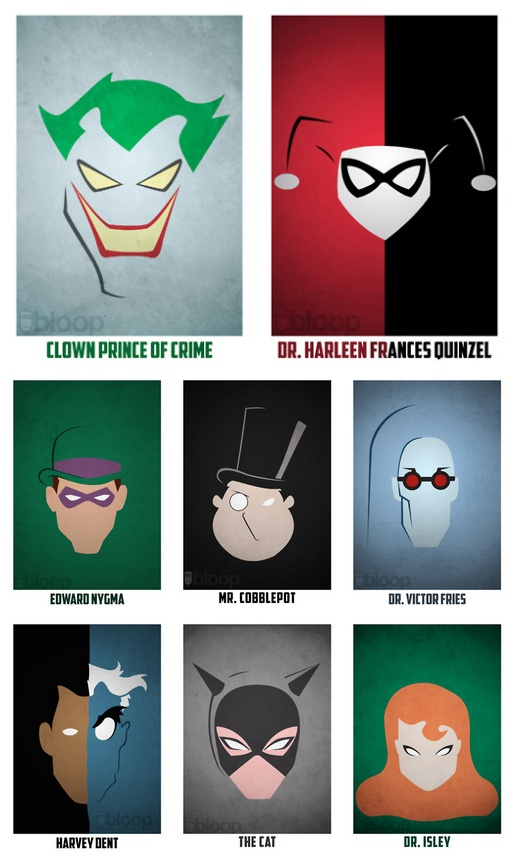 19 Best Cool Characters Images On Pinterest
