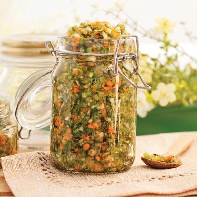 Herbes salées de Charlevoix - Recettes - Cuisine et nutrition - Pratico Pratique