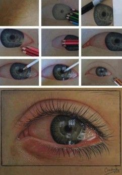 Amazing   Drawing that looks Real.. Isn't it?