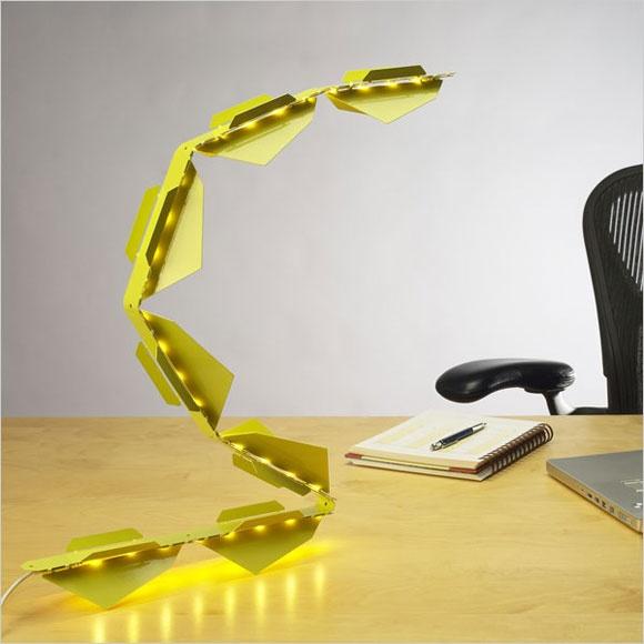 Trask: Modular Lamp With Eco Credentials   Designbuzz