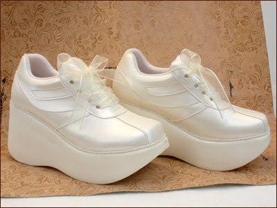 Zapatillas para Novias ~ Todo Novias