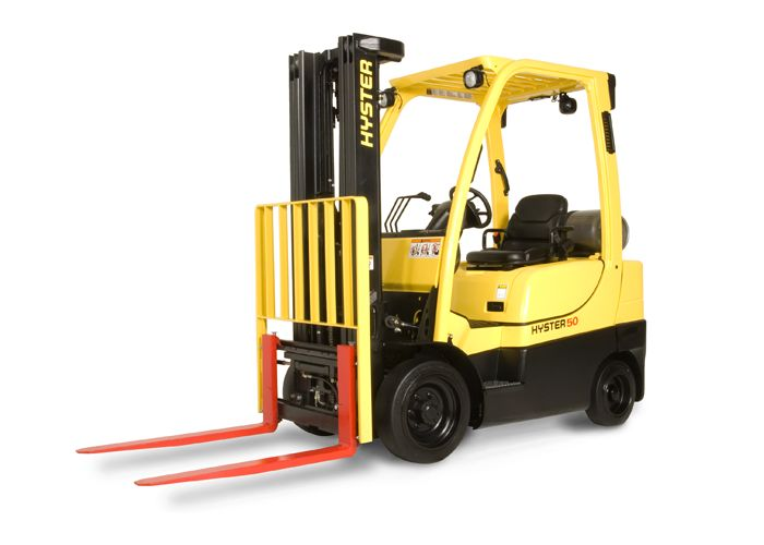 S/H50CT - 4 Wheel Cushion Tire Forklift