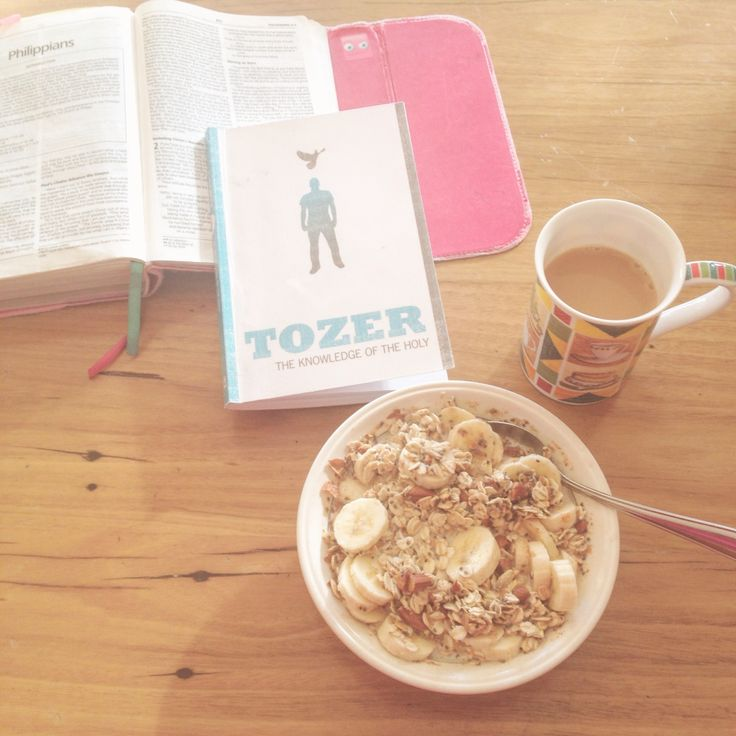 Bible for breakfast