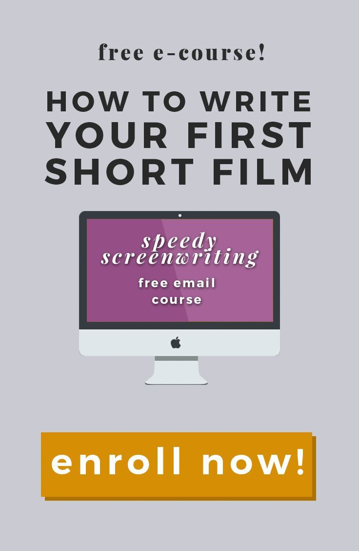 free online script writing courses I don't know of any free screenwriting classes but if you want to educate yourself about screenwriting (which is a great idea) then there are some low/no budget options free: the first thing you can do, as the other answer suggests, is read as.