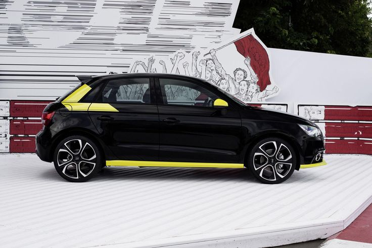 Custom Audi A1 Sportback