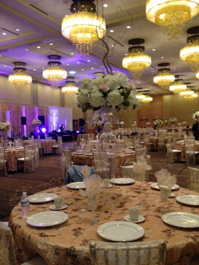 Wedding At The Hyatt Regency Bellevue