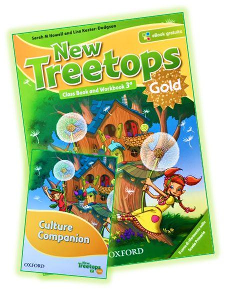 NEW TREETOPS GOLD 3 | ArcobalenoLibri