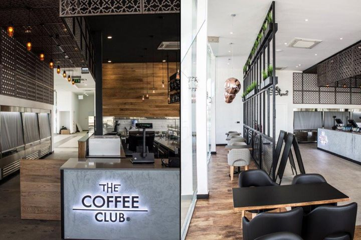 The Coffee Club By Minordkl Food Group At Sheikh Zayed Mosque Abu Dhabi Uae Retail Design