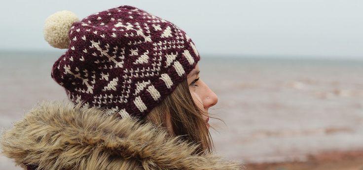 Beck Trail Hat                      – Fleece & Harmony PEI