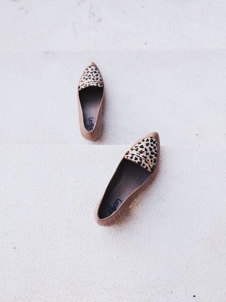 @zilianchoose step by step with the perfect flats