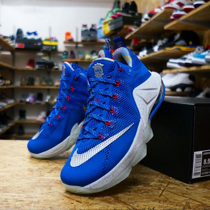 NewArrival Nike LeBron 12 Low LMTD - Rise 812560-406 USD 140.00 Size US 7-14 / EUR 40-48.5 Available at www.kicks-crew.com https://www.kicks-crew.com/detail/11255/Nike-LeBron-12-Low-LMTD/Rise/812560-406/