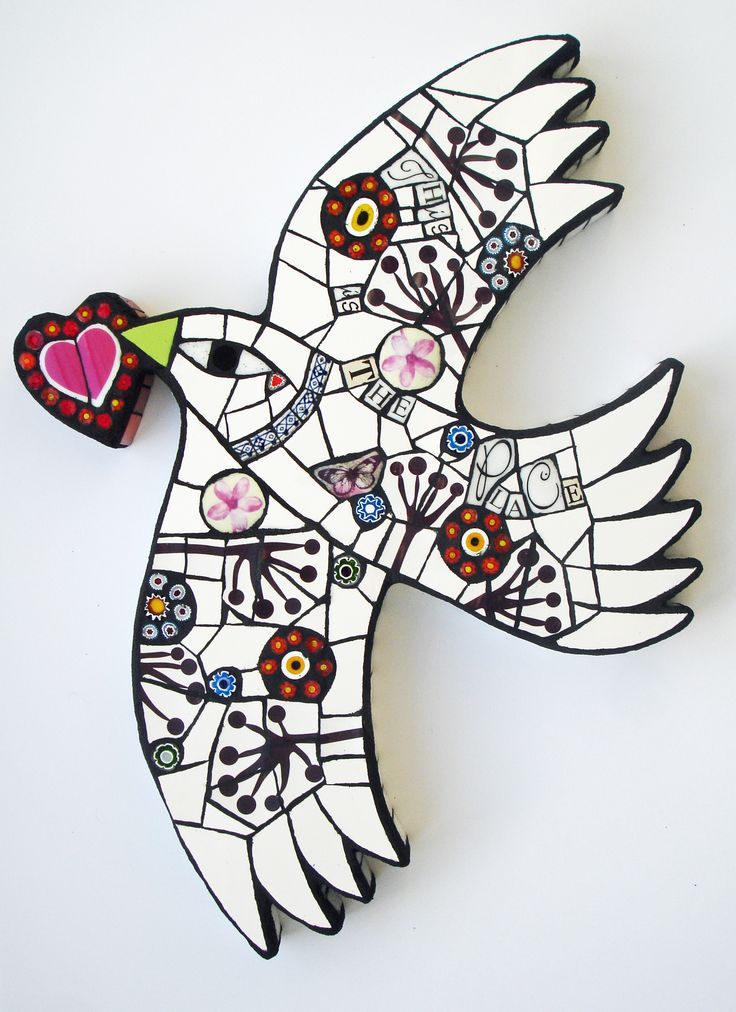 This is The Place ~ AMANDA Anderson mosaics