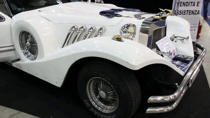 Excalibur Top Limousine with Hydromassage Shower
