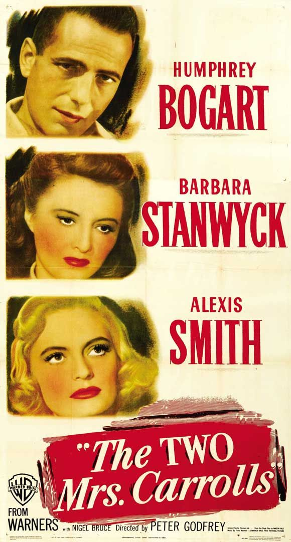 The Two Mrs Carrolls (1947). Buy it here: http://shop.warnerarchive.com/product/two+mrs+carrolls+the+1000180309.do
