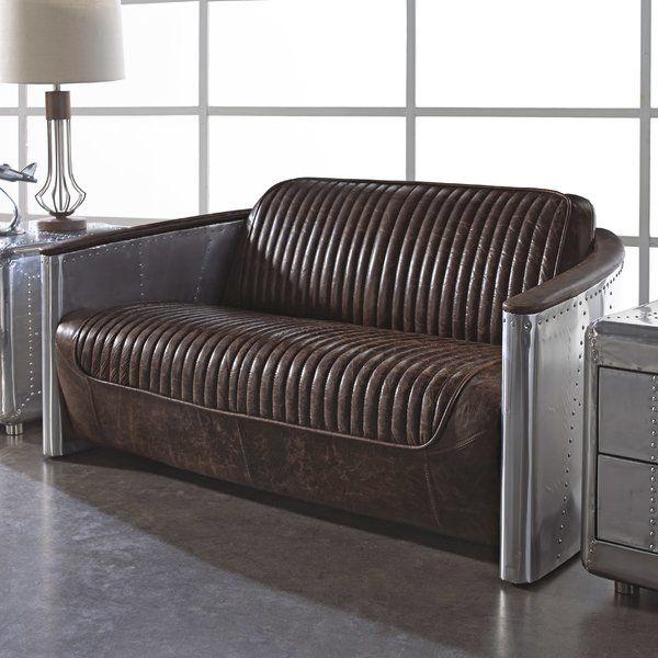 Lazzaro Leather Boeing Er Loveseat, Lazzaro Furniture Reviews