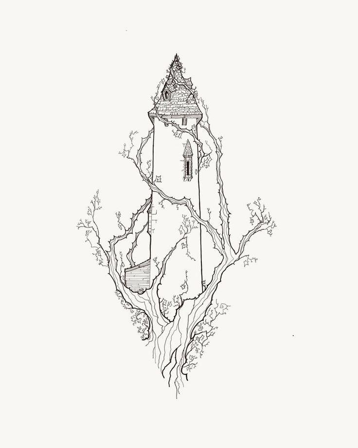 The tower by BlueNic.deviantart.com on @DeviantArt