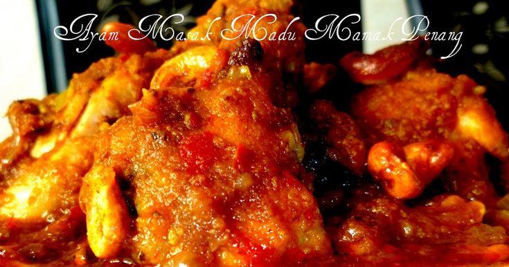 Wattie's HomeMade: Ayam Masak Madu Nasi Kandar