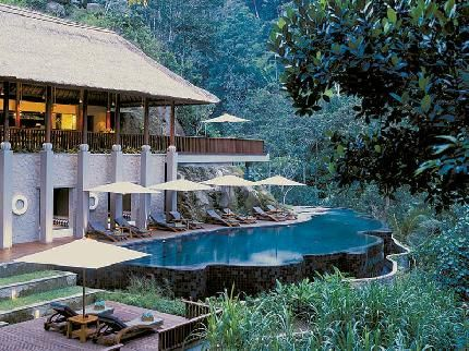 Maya Ubud Resort & Spa loacted in Bali, bordered by the Petanu River valley to the east and the verdant rice fields of Peliatan on the west. This resort has many awards such as Asean Green Hotel Award 2010 - 2011, Emerald Medal Tri Hita Karana Tourism Award 2012, Green Globe Certification 2013 - 2014.  Walking distance of Ubud and 1.1 miles from the Ubud Royal Palace. Ngurah Rai International Airport is 55 kilometers from the resort.    http://www.zocko.com/z/JG6hj