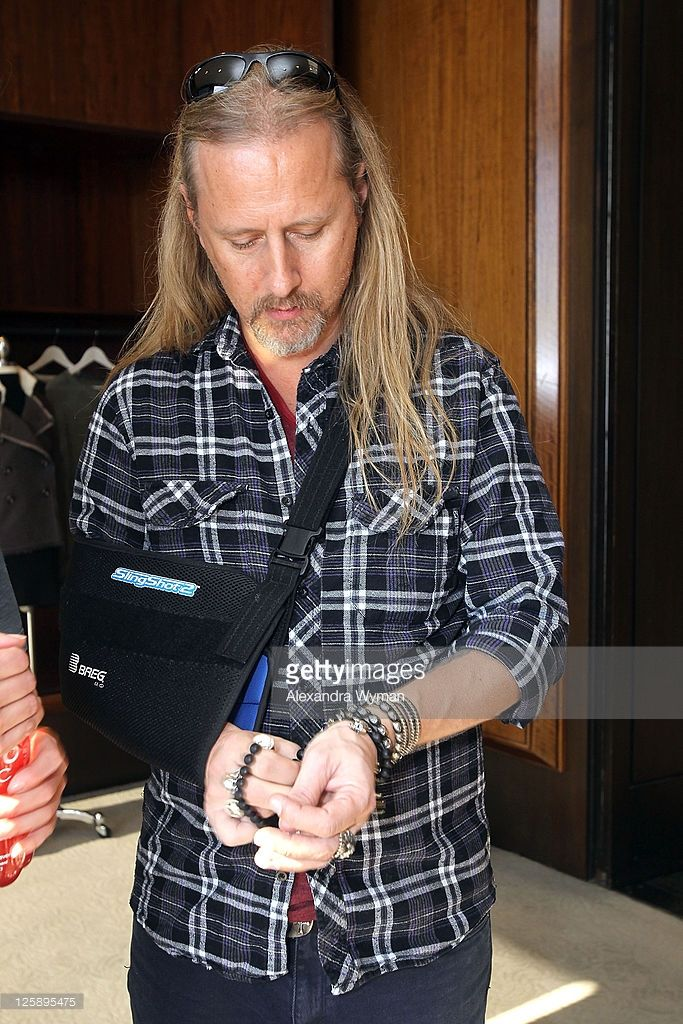 News Photo : Singer Jerry Cantrell from the band Alice in...